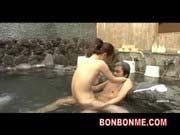 「温泉宿で美巨乳さんとしっぽりするよ」のサムネイル画像