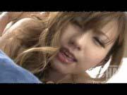 「無修正中出しパイパンでセクシーな美女に中出し!可愛くてオススメ!」のサムネイル画像