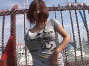 「可愛いアイドル娘のおまんこにドピュっトナカダシ!」のサムネイル画像