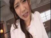 「美少女の上目遣いフェラでフル勃起H!」のサムネイル画像