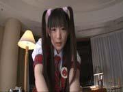 「ツインテールアイドルとホテルでSEX!」のサムネイル画像