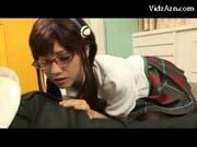 「美少女メガネコスプレイヤー」のサムネイル画像
